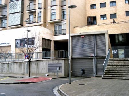 Alquiler de plaza de garaje zona plaza de los fueros en tudela spazio home - Plazas de garaje en alquiler ...